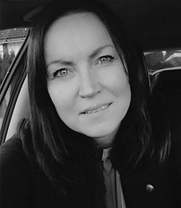 RENDER * Pia Marie Øxnevad - Leder for Grafisk, Geo og GIS